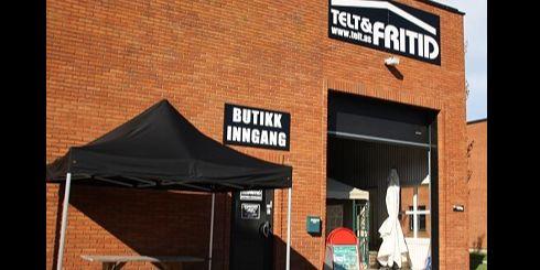 Telt & Fritid AS