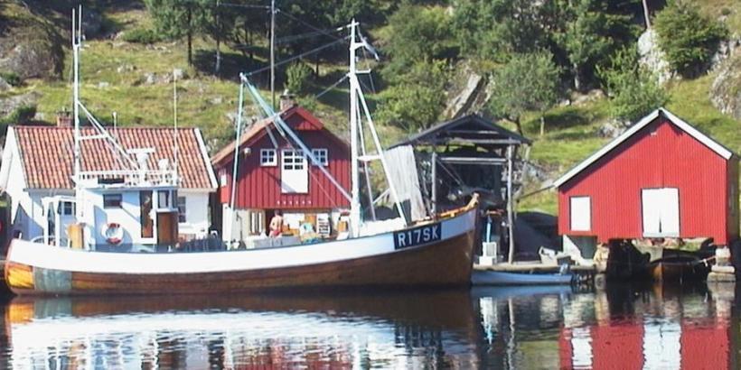 Nesvåg Sjø og Motormuseum