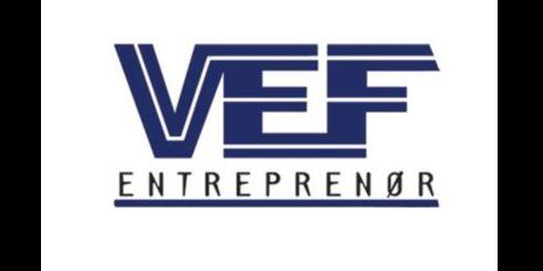 VEF Entreprenør AS
