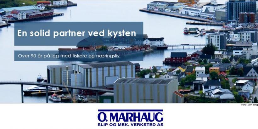 O. Marhaug Slip og Mek. verksted AS